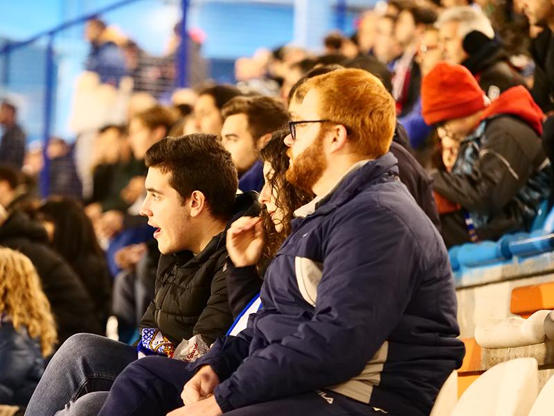 Fotogalería del partido Ponferradina - Rayo Vallecano 11