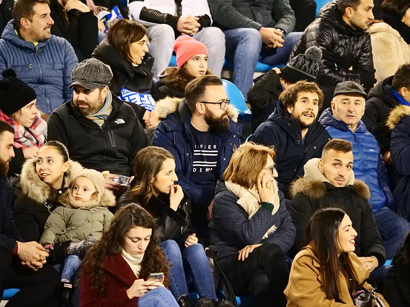 Fotogalería del partido Ponferradina - Rayo Vallecano 15