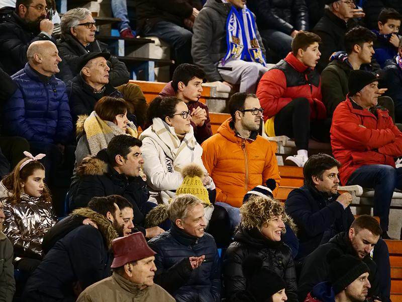 Fotogalería del partido Ponferradina - Rayo Vallecano 18