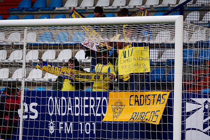 Fotogalería del partido SD Ponferradina - Cádiz FC 28
