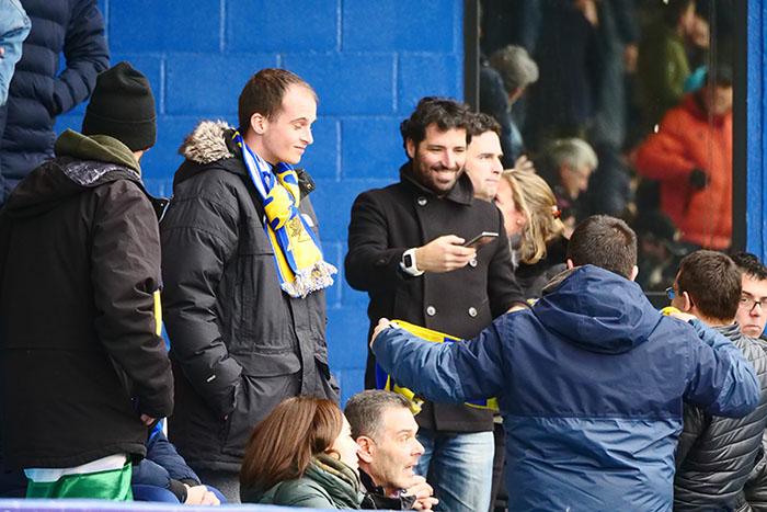 Fotogalería del partido SD Ponferradina - Cádiz FC 131