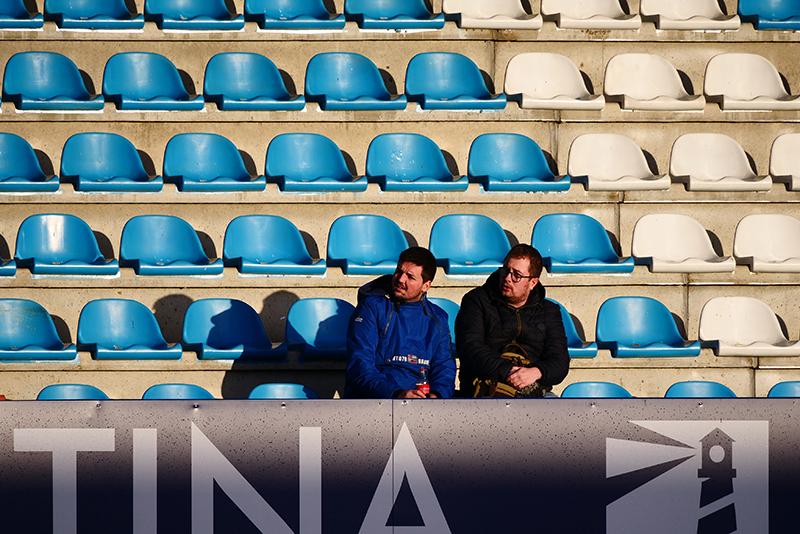 Fotogalería del partido Ponferradina - Rayo Vallecano 65