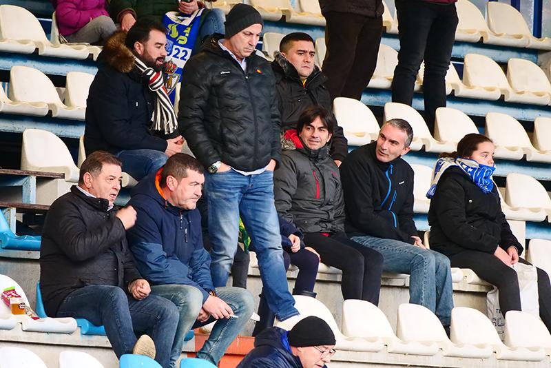 Fotogalería del partido Ponferradina - Rayo Vallecano 135
