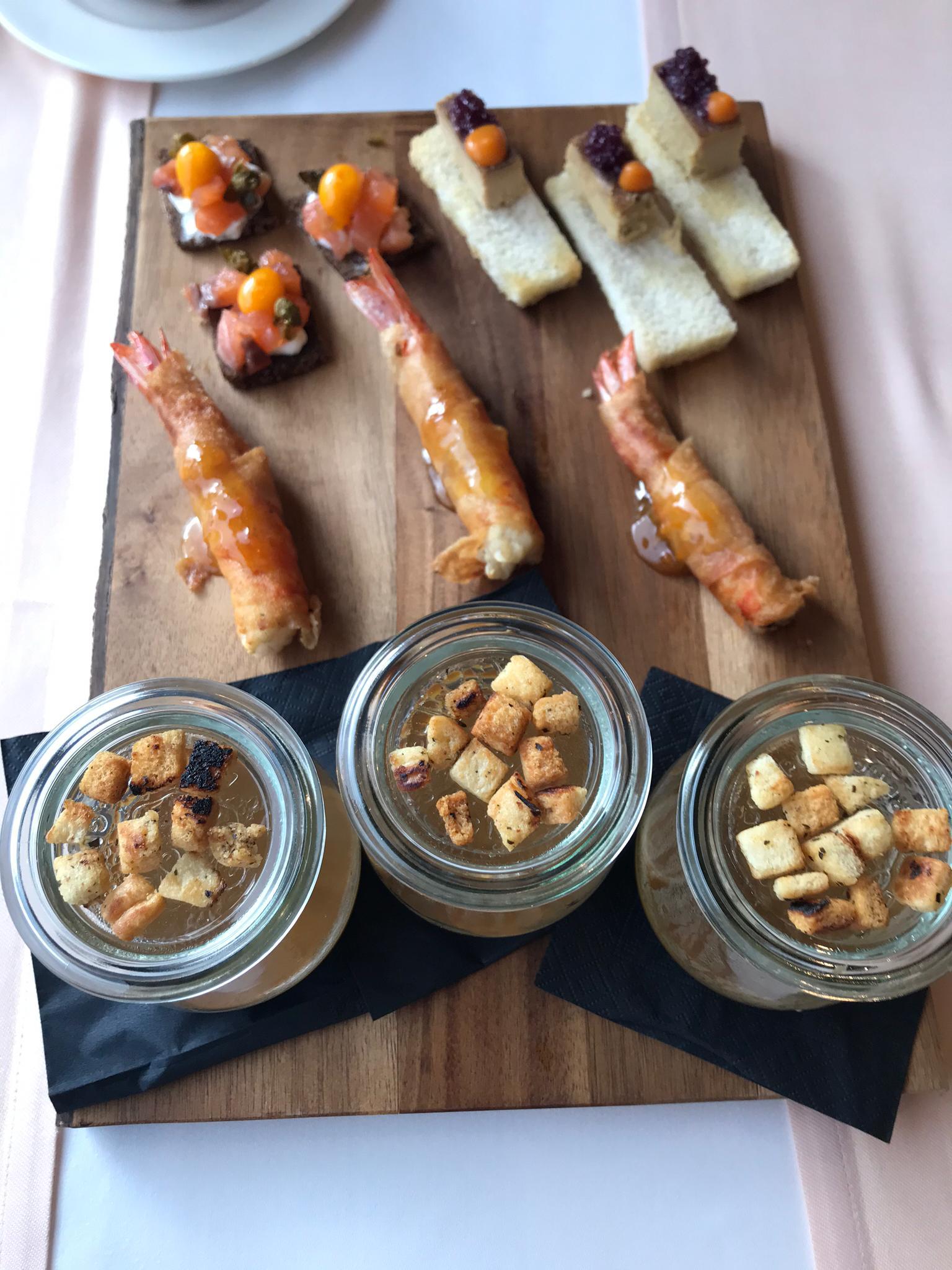 Reseñas gastronómicas: Restaurante 'De Floriana' en Molinaseca 3