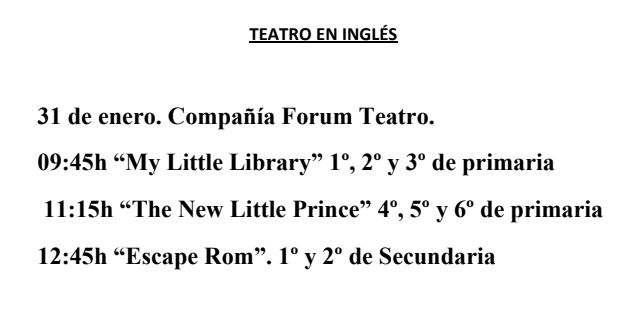 Campaña de Teatro Escolar en Bembibre 3
