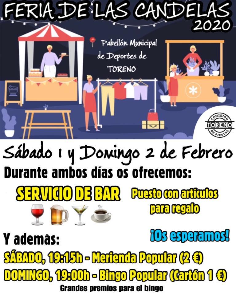 La Feria de Las Candelas abre el mes de febrero en Toreno 3