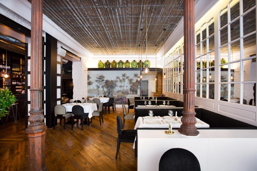 Reseñas Gastronómicas: Restaurante MERCI de Madrid 8