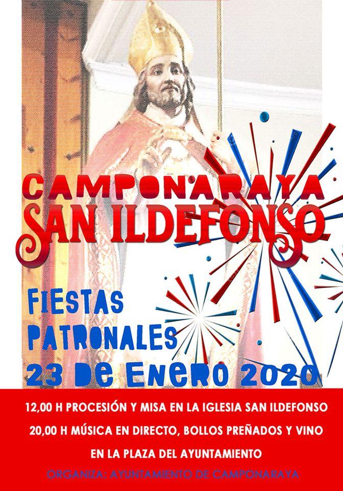 Camponaraya celebra el jueves la fiesta en honor a San Ildefonso 2