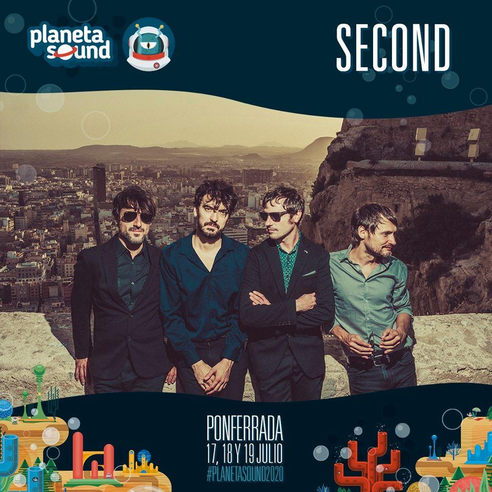Second, La la love you, Dani Fernández, Ellas y los DJS valdeorreses Hawkins DJs, nuevas incorporaciones al cartel de Planeta Sound 2