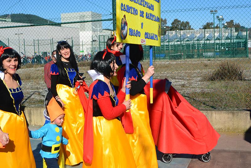 Ponferrada llena las calles de ilusión en el Carnaval infantil 2020 4