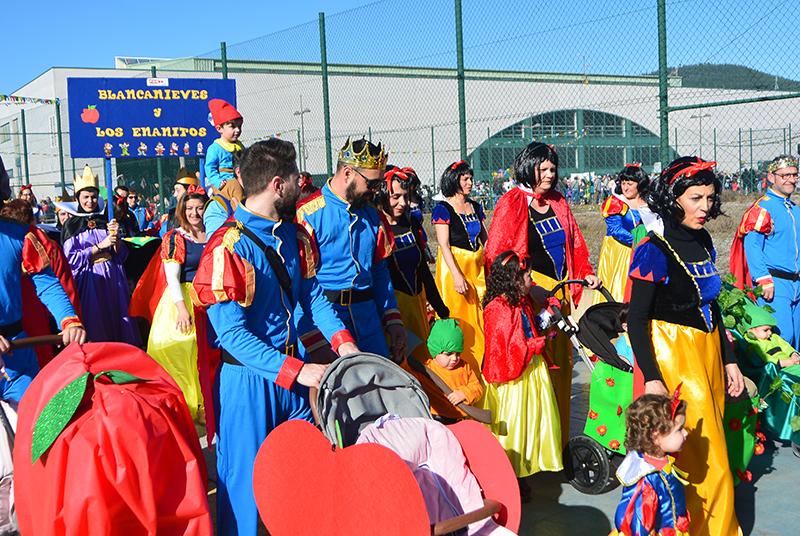 Ponferrada llena las calles de ilusión en el Carnaval infantil 2020 6