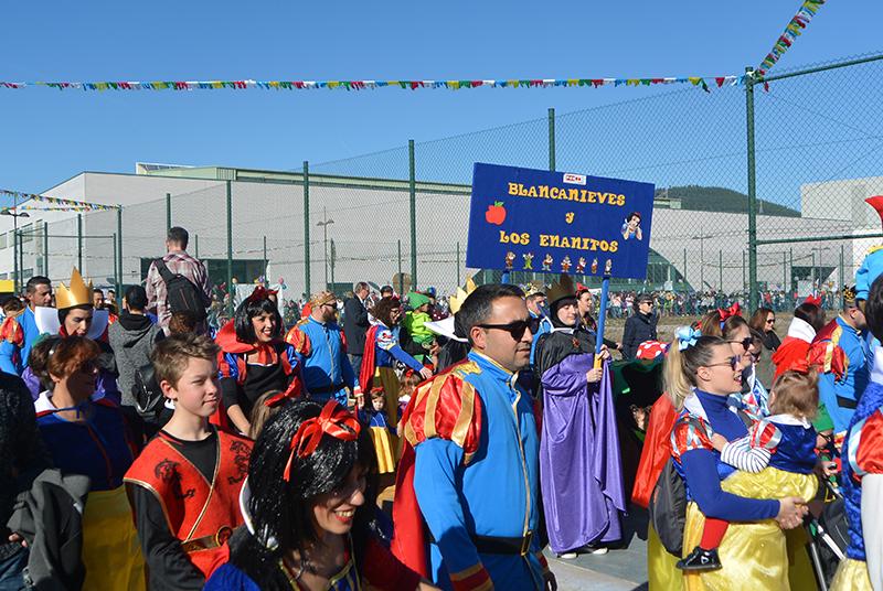 Ponferrada llena las calles de ilusión en el Carnaval infantil 2020 7