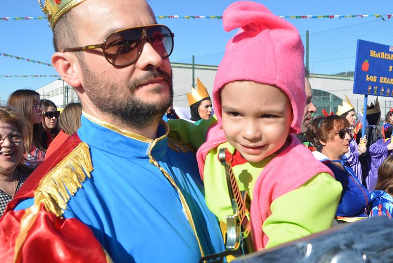 Ponferrada llena las calles de ilusión en el Carnaval infantil 2020 8