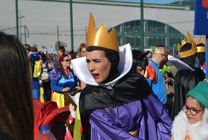 Ponferrada llena las calles de ilusión en el Carnaval infantil 2020 9