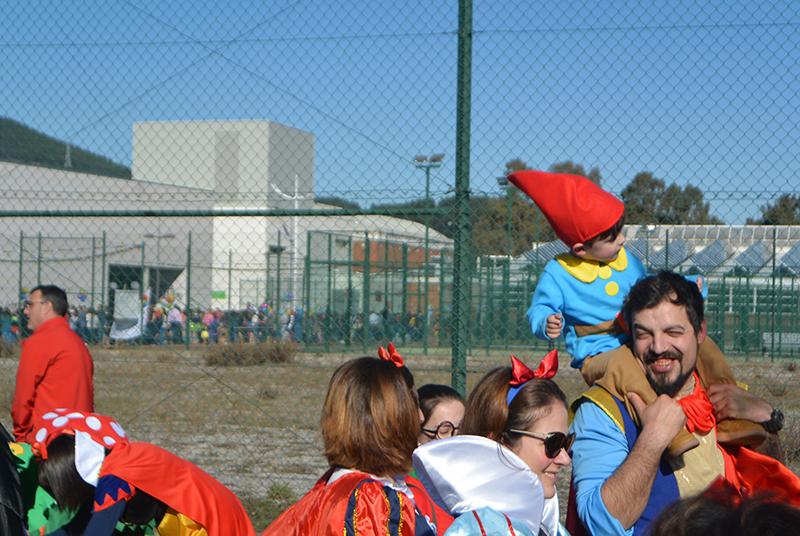 Ponferrada llena las calles de ilusión en el Carnaval infantil 2020 10