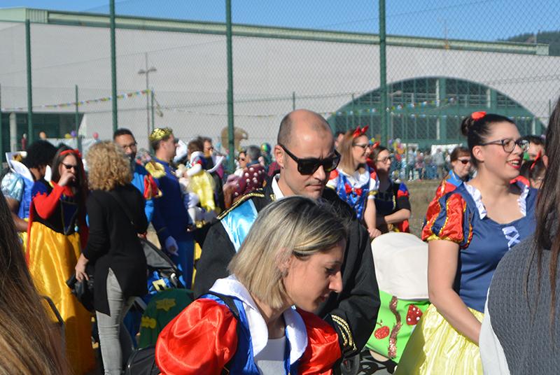 Ponferrada llena las calles de ilusión en el Carnaval infantil 2020 12