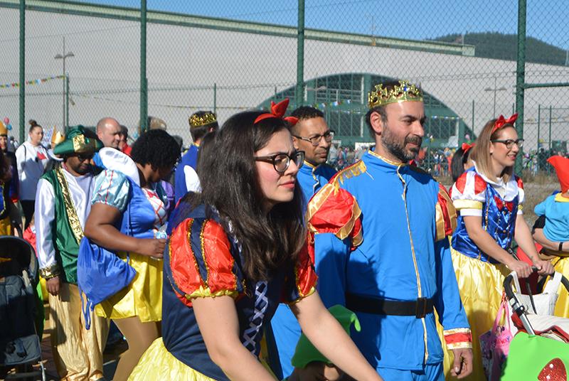 Ponferrada llena las calles de ilusión en el Carnaval infantil 2020 13