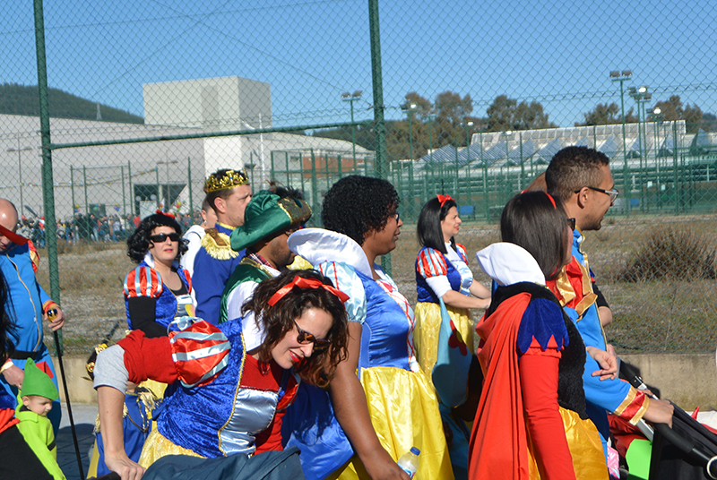 Ponferrada llena las calles de ilusión en el Carnaval infantil 2020 14