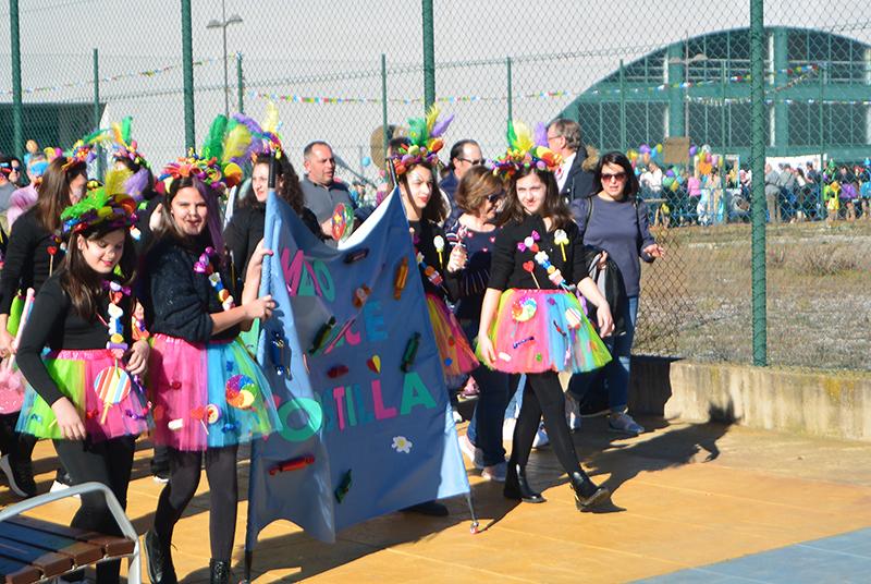 Ponferrada llena las calles de ilusión en el Carnaval infantil 2020 15