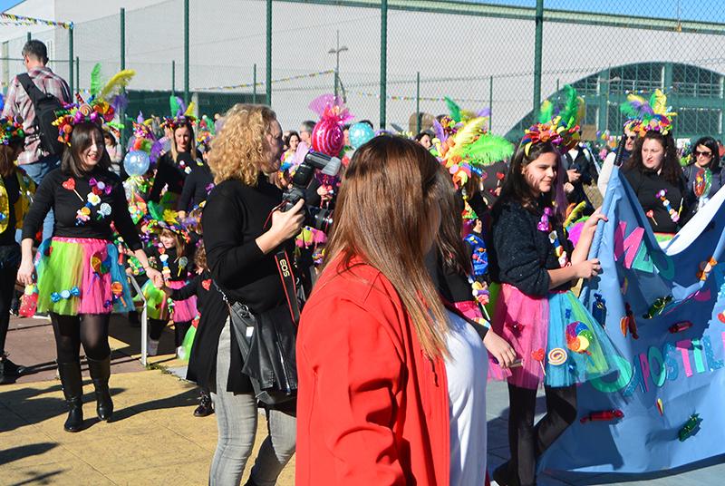 Ponferrada llena las calles de ilusión en el Carnaval infantil 2020 16