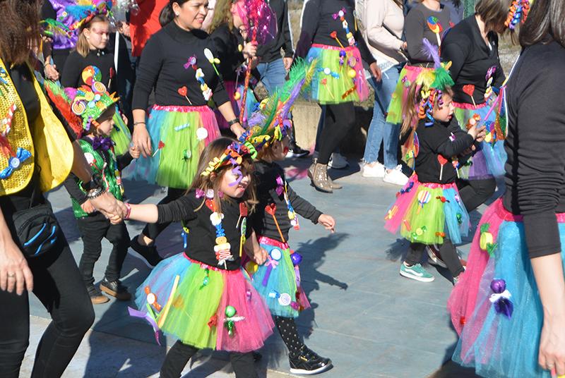 Ponferrada llena las calles de ilusión en el Carnaval infantil 2020 18