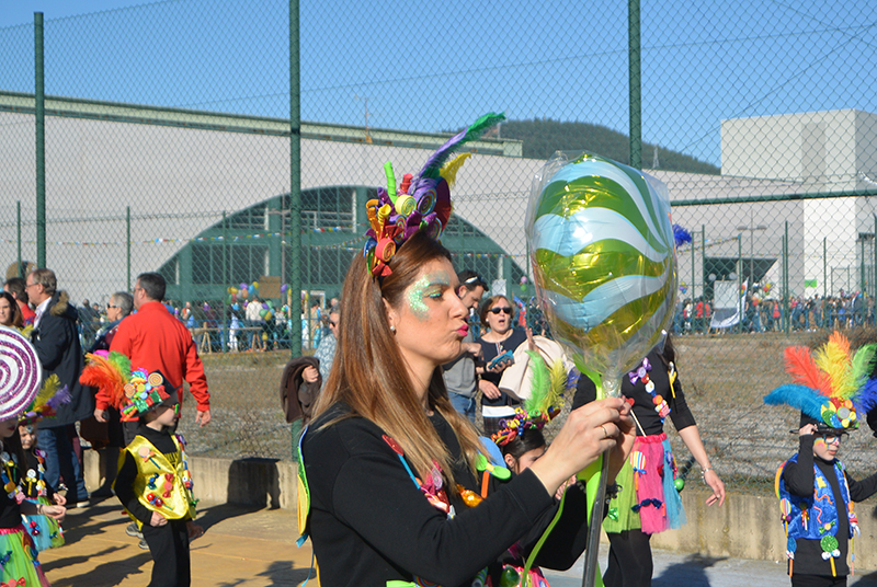 Ponferrada llena las calles de ilusión en el Carnaval infantil 2020 19