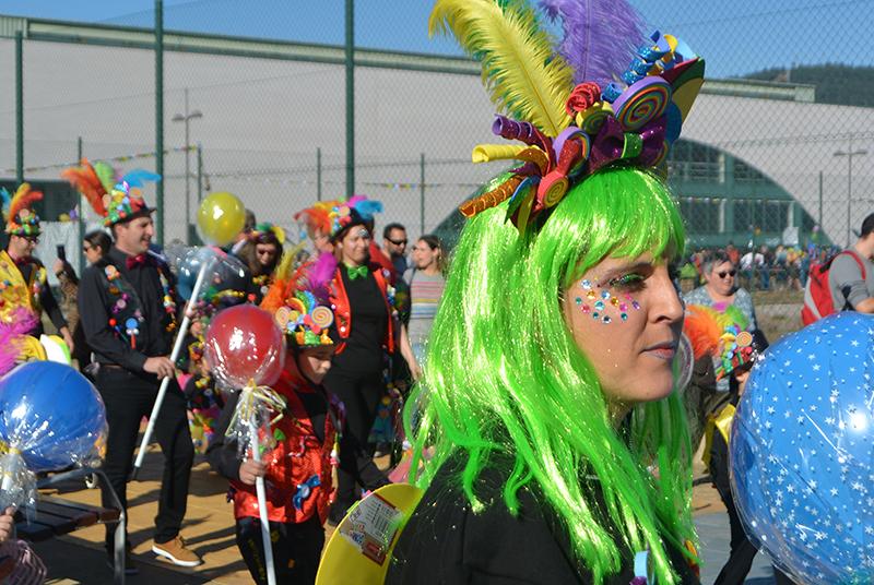 Ponferrada llena las calles de ilusión en el Carnaval infantil 2020 20