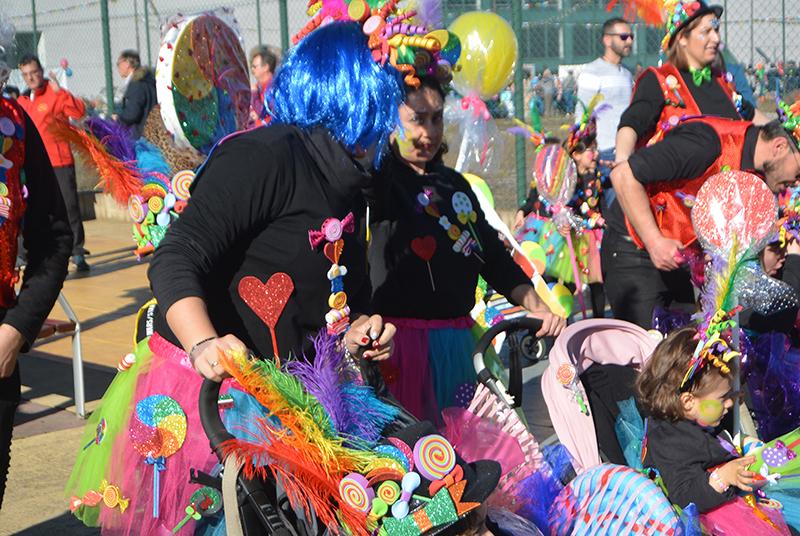 Ponferrada llena las calles de ilusión en el Carnaval infantil 2020 22