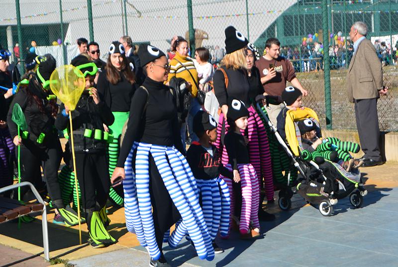Ponferrada llena las calles de ilusión en el Carnaval infantil 2020 24