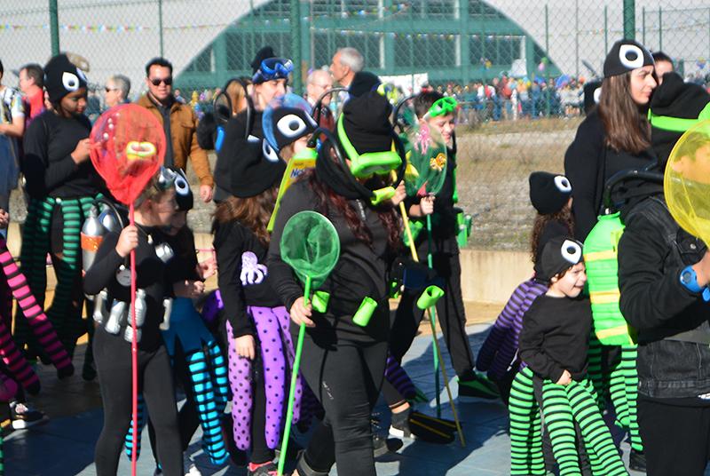 Ponferrada llena las calles de ilusión en el Carnaval infantil 2020 25