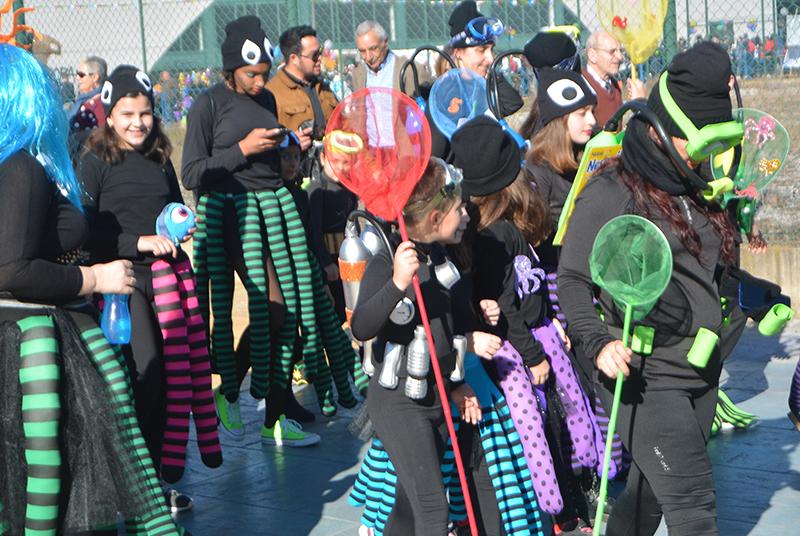 Ponferrada llena las calles de ilusión en el Carnaval infantil 2020 26