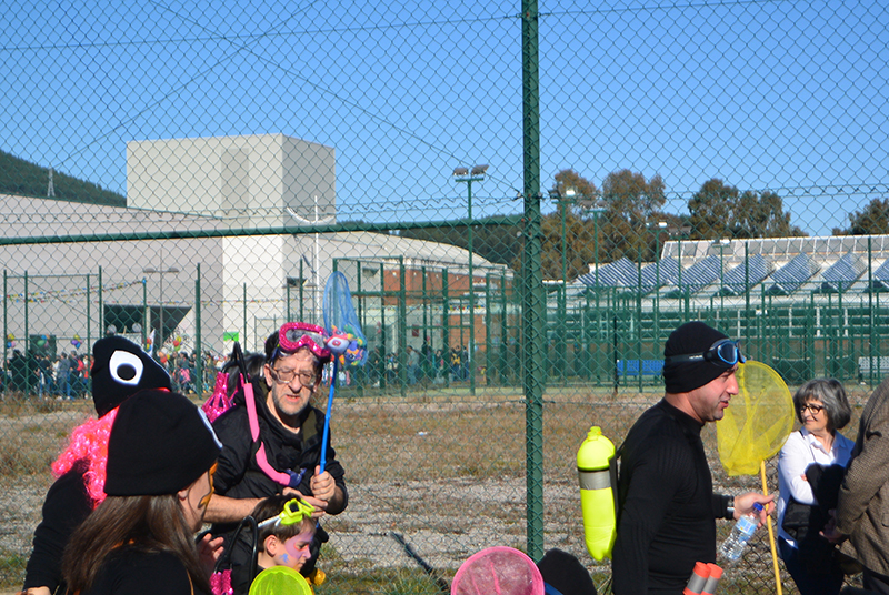 Ponferrada llena las calles de ilusión en el Carnaval infantil 2020 28