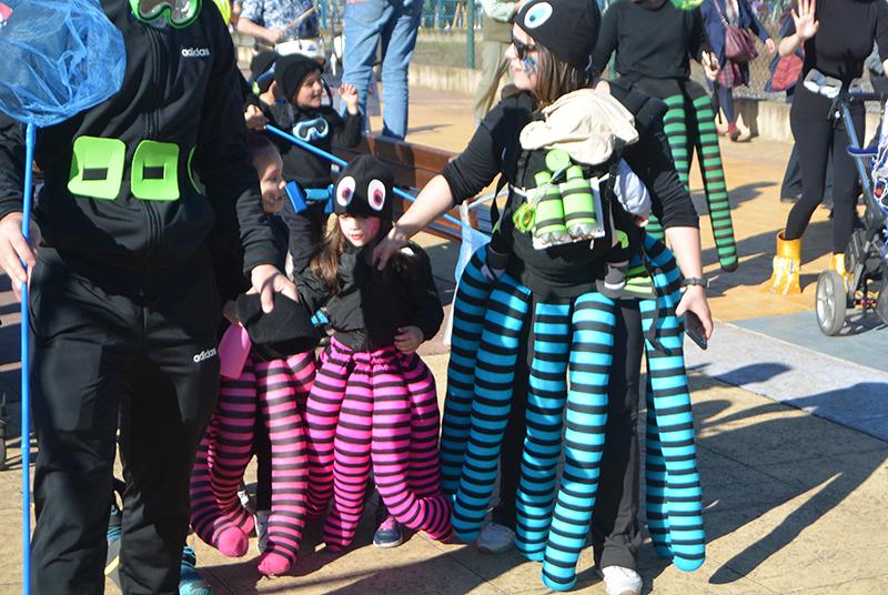 Ponferrada llena las calles de ilusión en el Carnaval infantil 2020 29