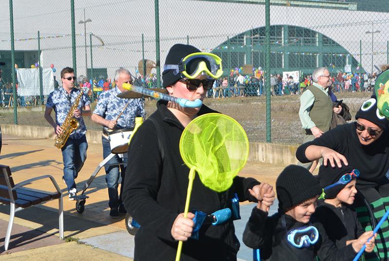 Ponferrada llena las calles de ilusión en el Carnaval infantil 2020 30