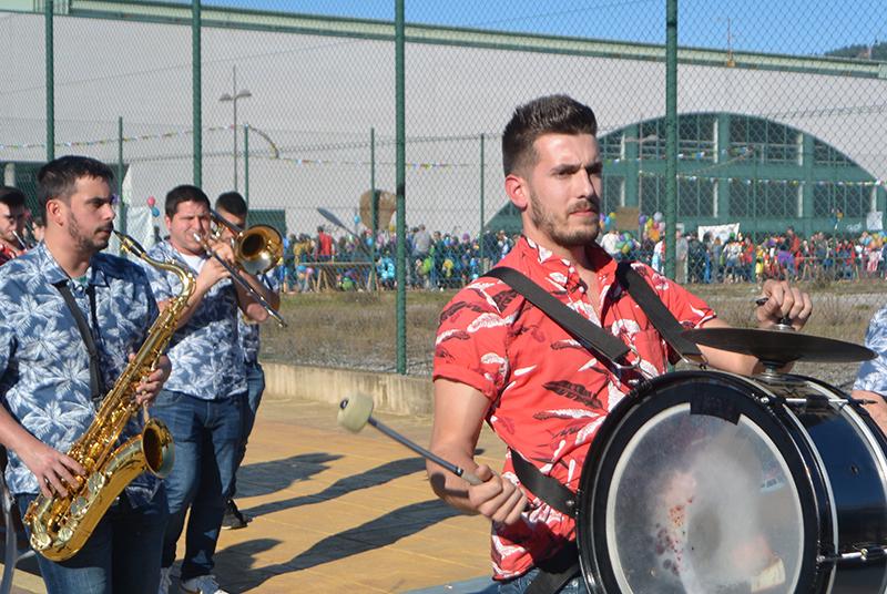Ponferrada llena las calles de ilusión en el Carnaval infantil 2020 31