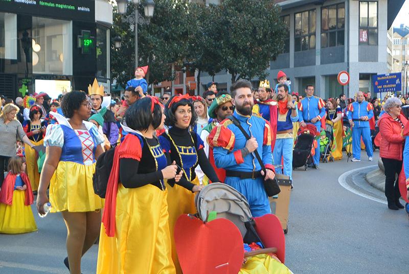Ponferrada llena las calles de ilusión en el Carnaval infantil 2020 37