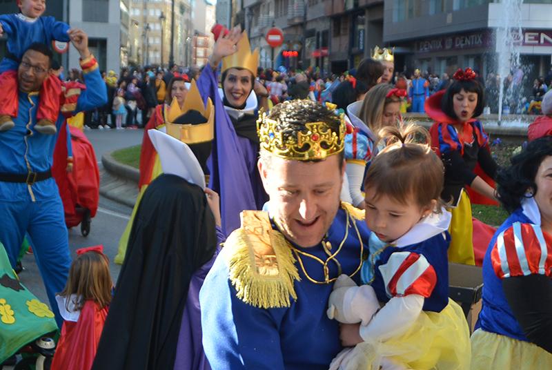 Ponferrada llena las calles de ilusión en el Carnaval infantil 2020 39