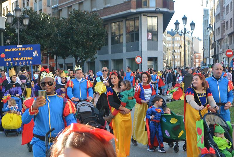 Ponferrada llena las calles de ilusión en el Carnaval infantil 2020 40