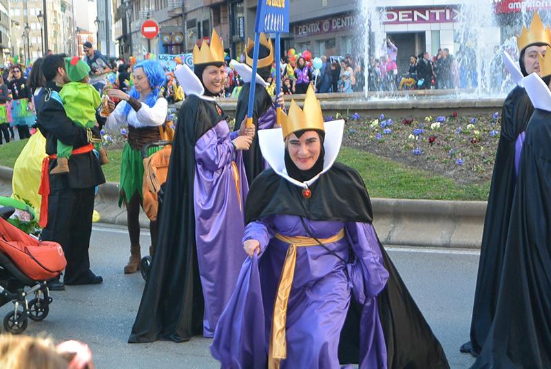 Ponferrada llena las calles de ilusión en el Carnaval infantil 2020 42