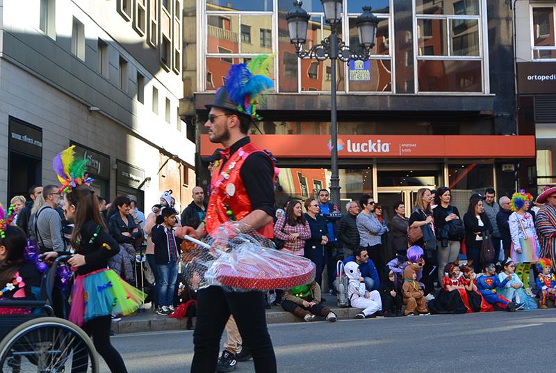 Ponferrada llena las calles de ilusión en el Carnaval infantil 2020 48
