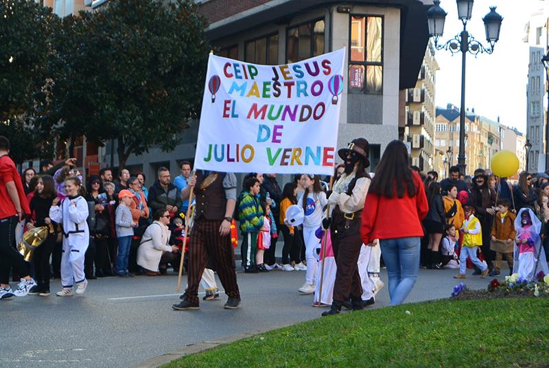 Ponferrada llena las calles de ilusión en el Carnaval infantil 2020 54