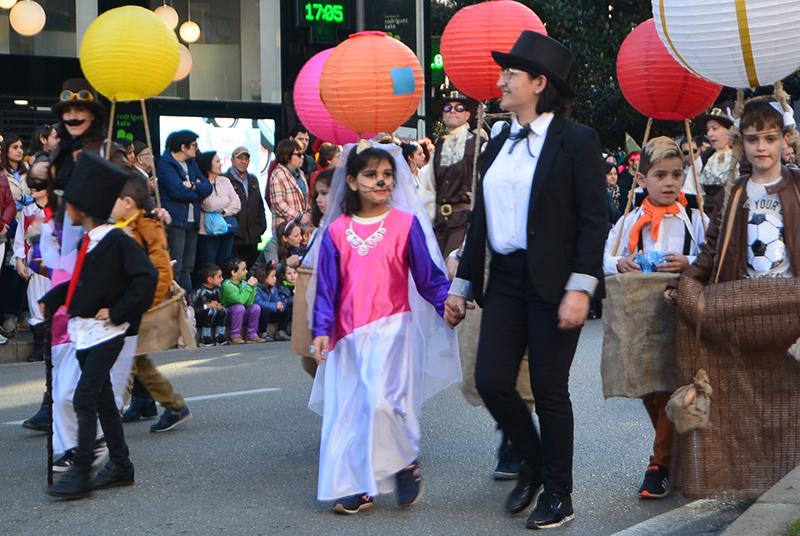 Ponferrada llena las calles de ilusión en el Carnaval infantil 2020 55