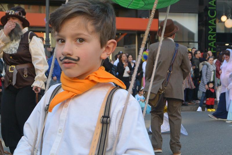 Ponferrada llena las calles de ilusión en el Carnaval infantil 2020 57