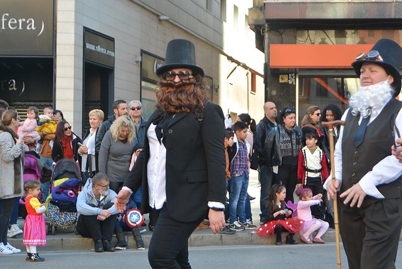 Ponferrada llena las calles de ilusión en el Carnaval infantil 2020 61