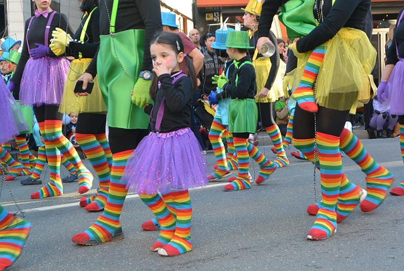 Ponferrada llena las calles de ilusión en el Carnaval infantil 2020 67