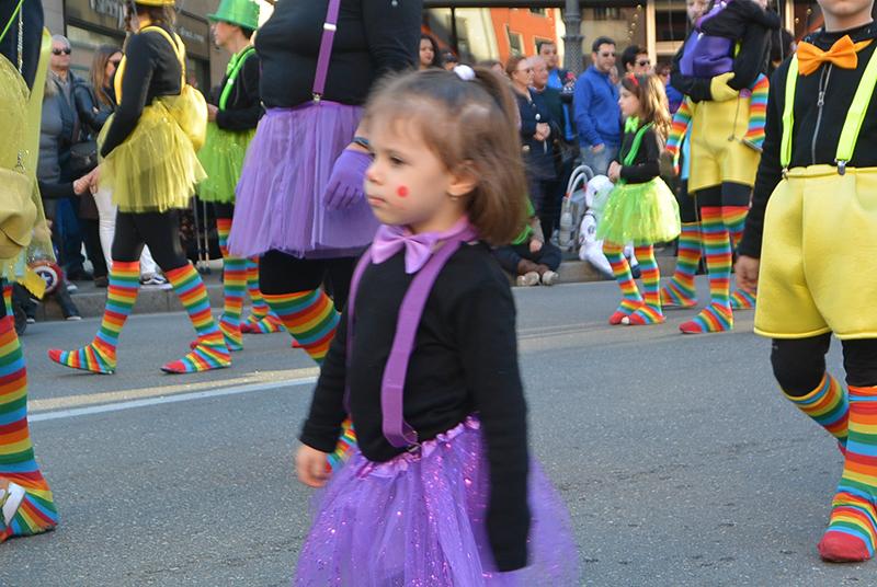 Ponferrada llena las calles de ilusión en el Carnaval infantil 2020 68