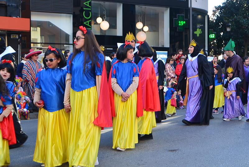Ponferrada llena las calles de ilusión en el Carnaval infantil 2020 73