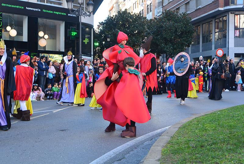 Ponferrada llena las calles de ilusión en el Carnaval infantil 2020 75