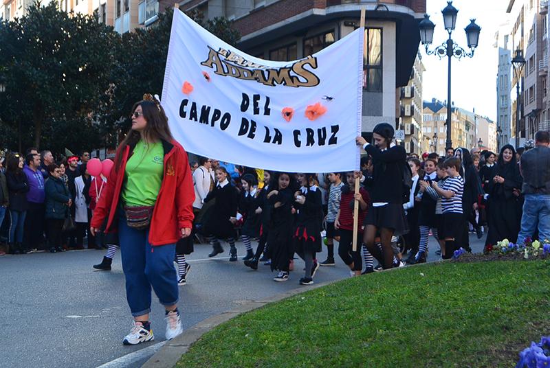 Ponferrada llena las calles de ilusión en el Carnaval infantil 2020 76