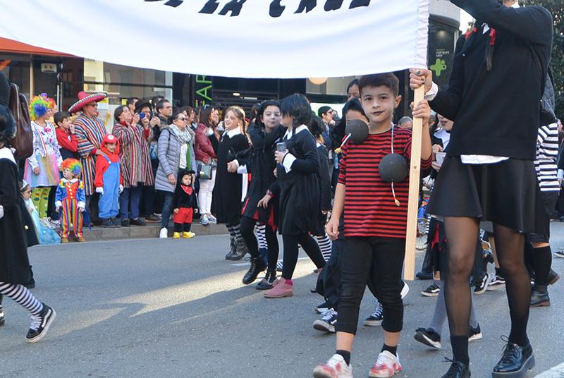 Ponferrada llena las calles de ilusión en el Carnaval infantil 2020 77